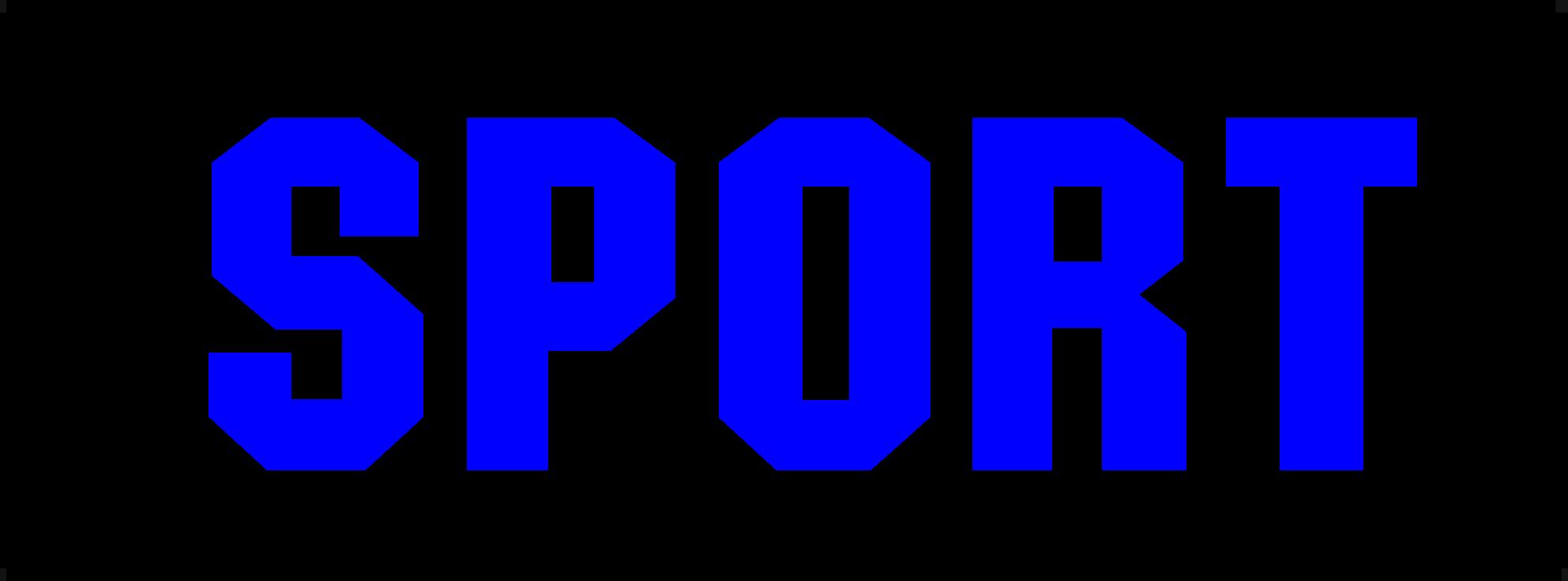 sport blue on black machinejpg
